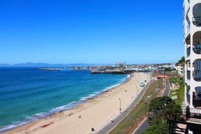 Esplanade Oceanfront condo views